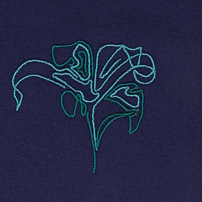 T-shirt recyclé - pure navy - Hopaal num 4