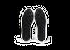 Chaussure en gravière cuir noir / suède noir - Oth - 5