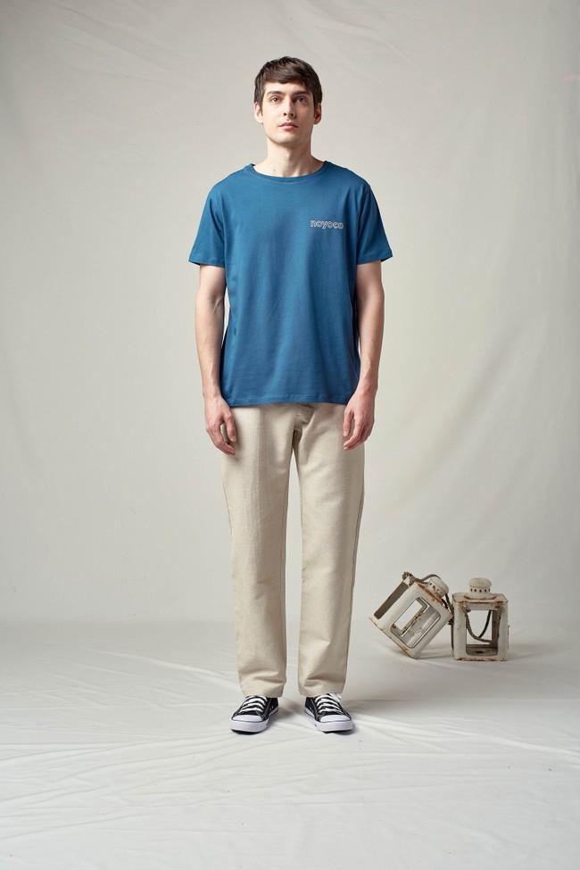 T-shirt coton bio noyoco - Noyoco num 9