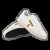 Chaussure en kelwood cuir blanc / peanut butter - O.T.A - 1