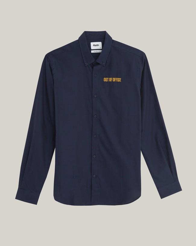 Out of office essential shirt - Brava Fabrics num 2