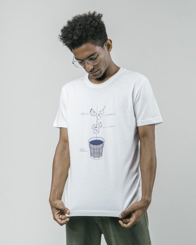 Homemade vermouth t-shirt - Brava Fabrics