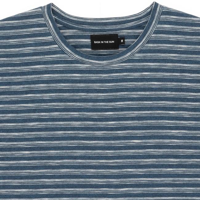 T-shirt blue eduardo - Bask in the Sun num 1