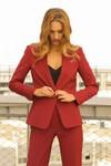 Veste tailleur paris rouge - 17h10 - 3