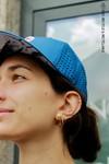 Wild cap - casquette technique recyclée [blue reset] - Nosc - 1