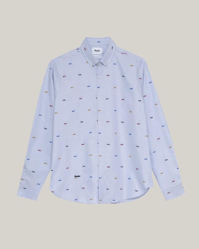 Autoscooter essential shirt - Brava Fabrics num 2