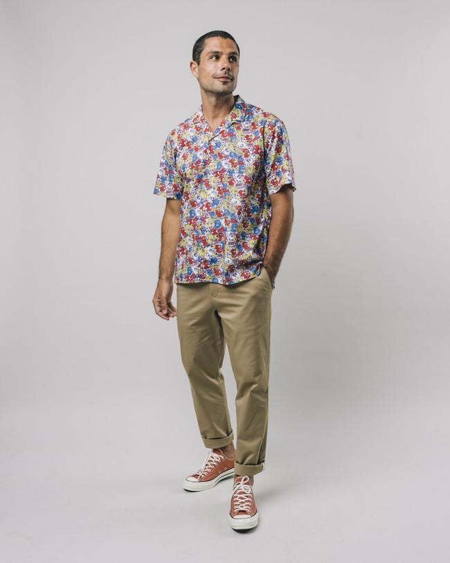 Power up pac-man™ x brava   aloha shirt - Brava Fabrics num 3