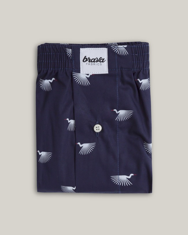 Japanese sky boxer - Brava Fabrics num 2