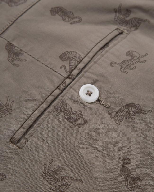 Roar roar printed shorts - Brava Fabrics num 2