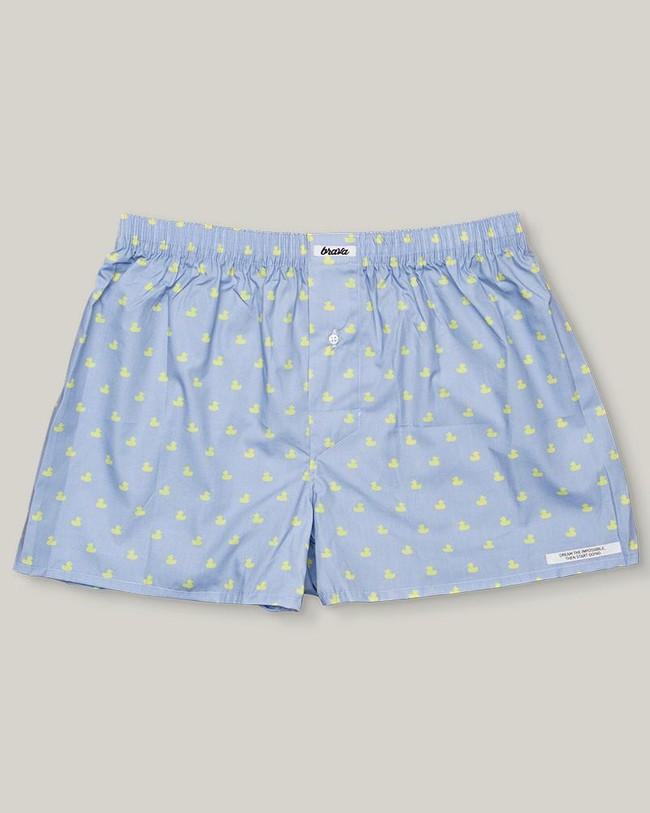 Leo`s rubber duckie boxer - Brava Fabrics