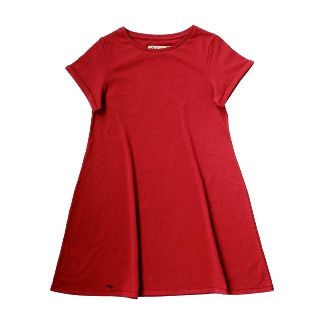 Teahupoo dress - red - Shak & Kai num 3