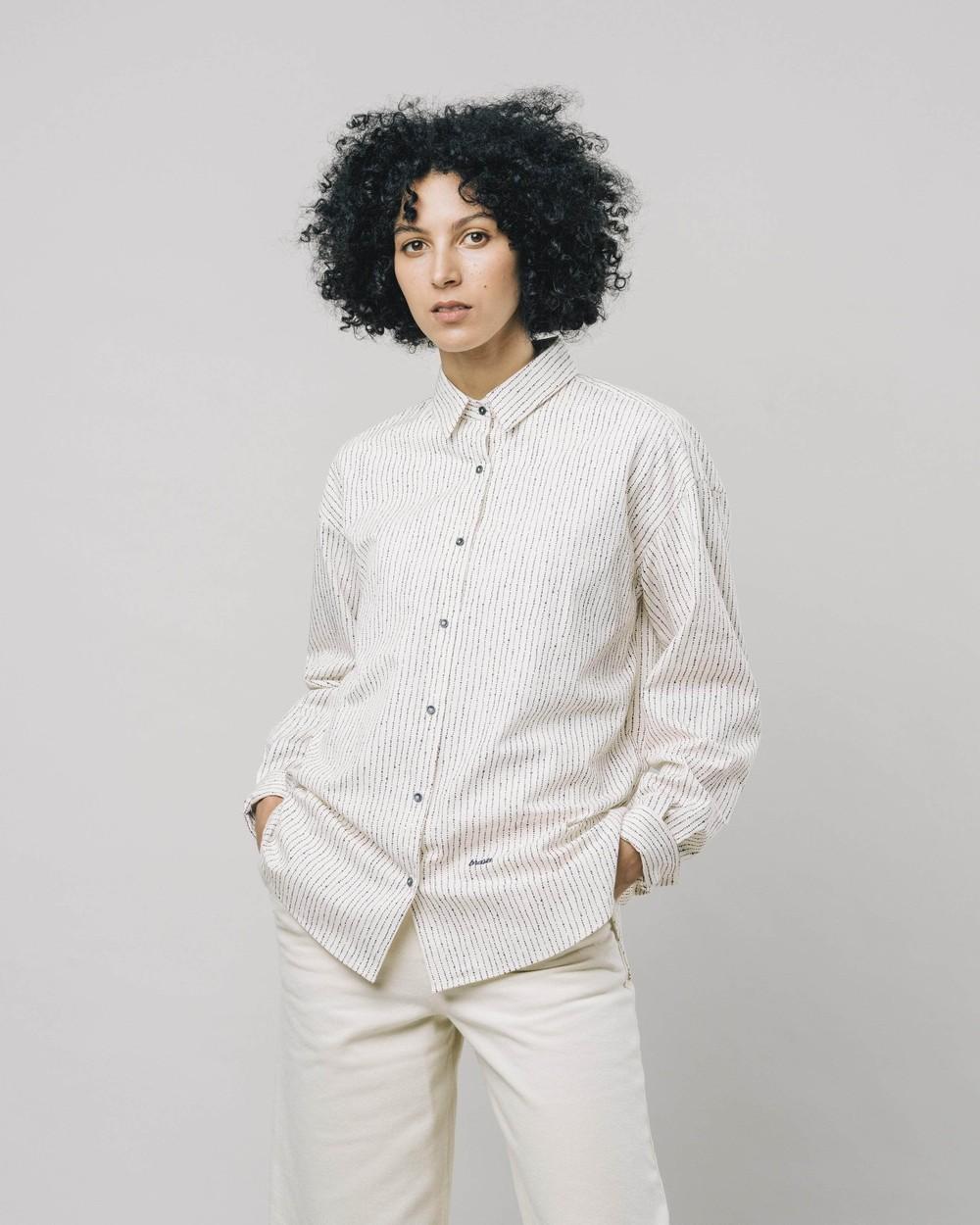 Rainy day printed blouse - Brava Fabrics