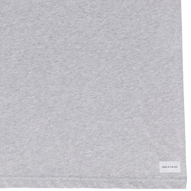 T-shirt en coton bio grey beleza - Bask in the Sun num 3