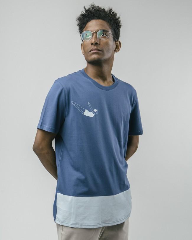 Vintage swimmer t-shirt - Brava Fabrics