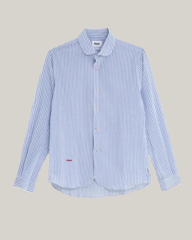 Sakuraya tea essential shirt - Brava Fabrics num 2
