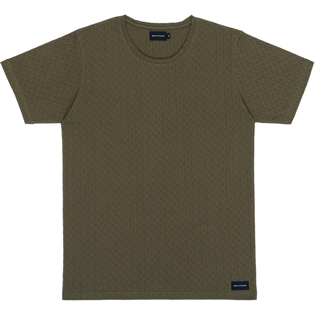 T-shirt en coton bio avocado aimar - Bask in the Sun
