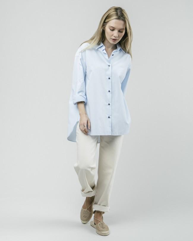 Tile essential oversized blouse - Brava Fabrics num 3