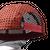 Wild cap – casquette technique recyclée [red logo] - Nosc - 4