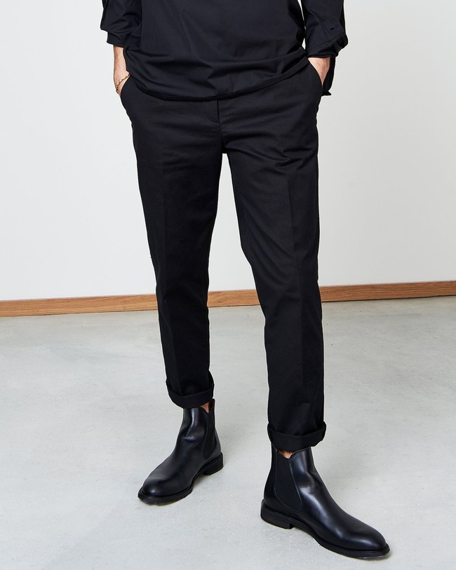 Pantalon noir - liam - Jan'n June num 1