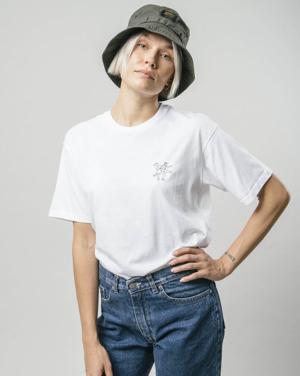 Let's swing again t-shirt - Brava Fabrics