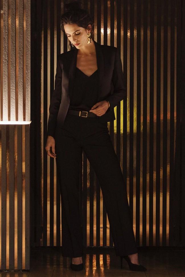 Pantalon tailleur berlin noir - 17h10 num 3