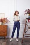 Pantalon kipants bleu écolier - Les Récupérables - 1