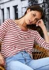 Tee-shirt pablo // mariniere rouge - Bagarreuse - 1