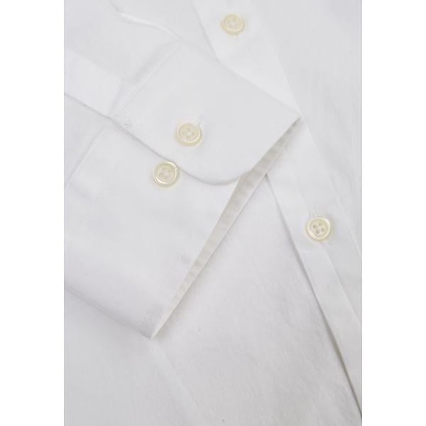 Chemise blanche en coton bio - Knowledge Cotton Apparel num 2