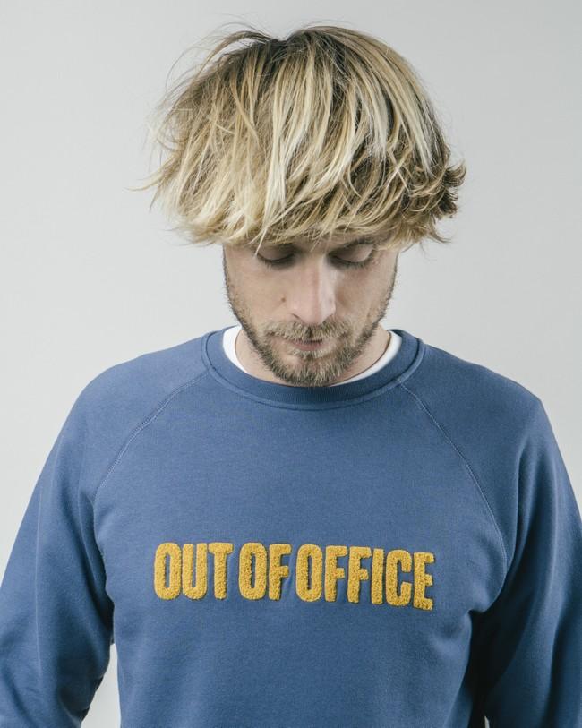 Out of office sweatshirt - Brava Fabrics num 4