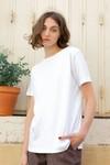 T-shirt coton bio camden blanc - Noyoco - 1
