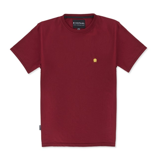 T-shirt recyclé - classique red - Hopaal