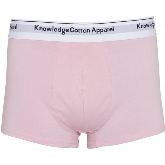 Pack boxers en coton bio - Knowledge Cotton Apparel num 1