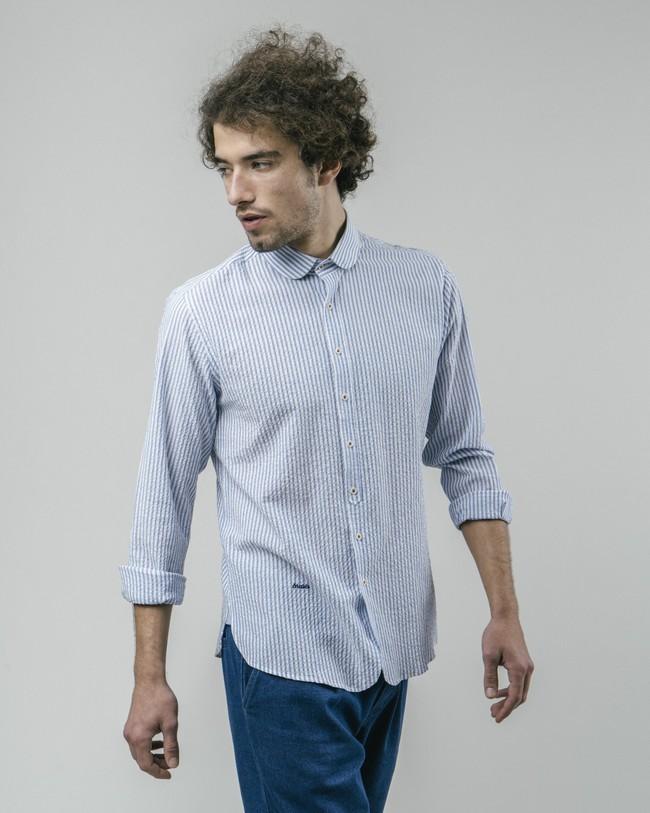 Sakuraya tea essential shirt - Brava Fabrics