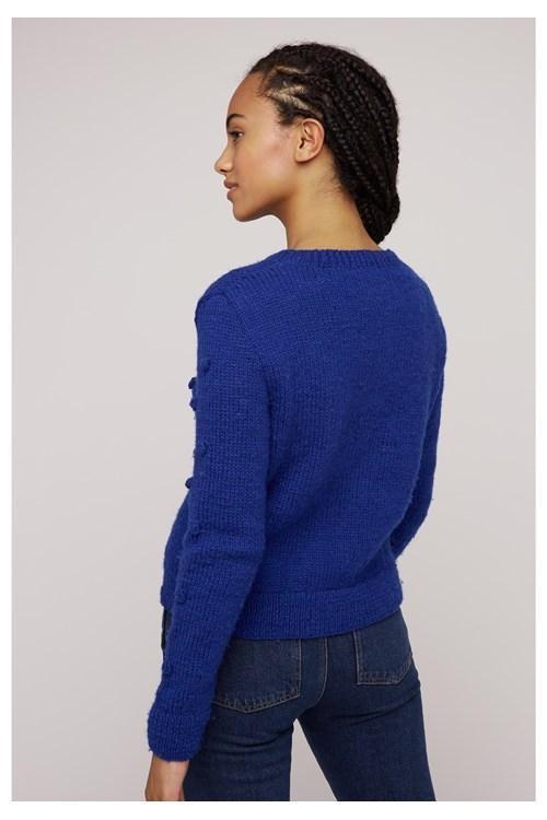 Pull bleu en laine - gigi - People Tree num 2
