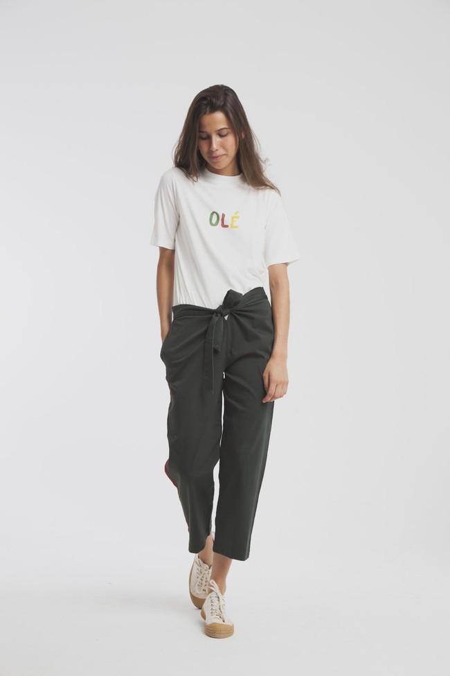 T-shirt en coton bio olé - Thinking Mu num 2