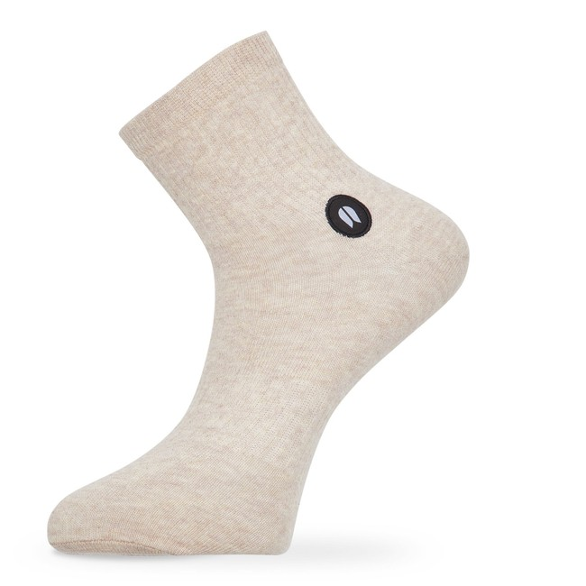 Chaussettes recyclées - field lino - Hopaal num 2