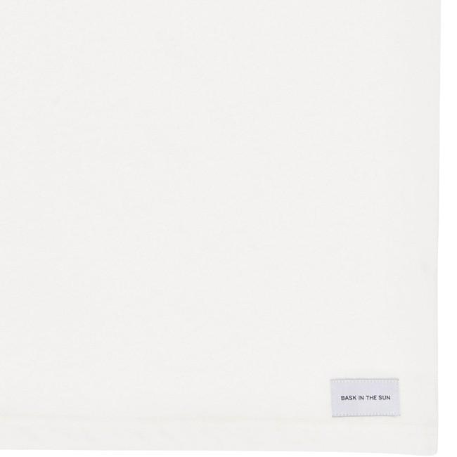 T-shirt en coton bio white apero - Bask in the Sun num 3