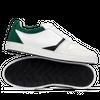 Chaussure en glencoe cuir blanc / suède sapin - O.T.A - 1