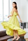 Robe ravage // jaune - Bagarreuse - 3