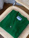 Cardigan darcy - lucky green - Andore Paris - 3