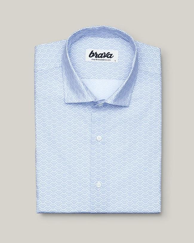Shibuya printed shirt - Brava Fabrics num 1