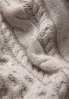 Pull écru en coton et laine bio - caabo - Armedangels - 5