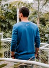 Pipeline ls tee - blue - Shak & Kai - 2