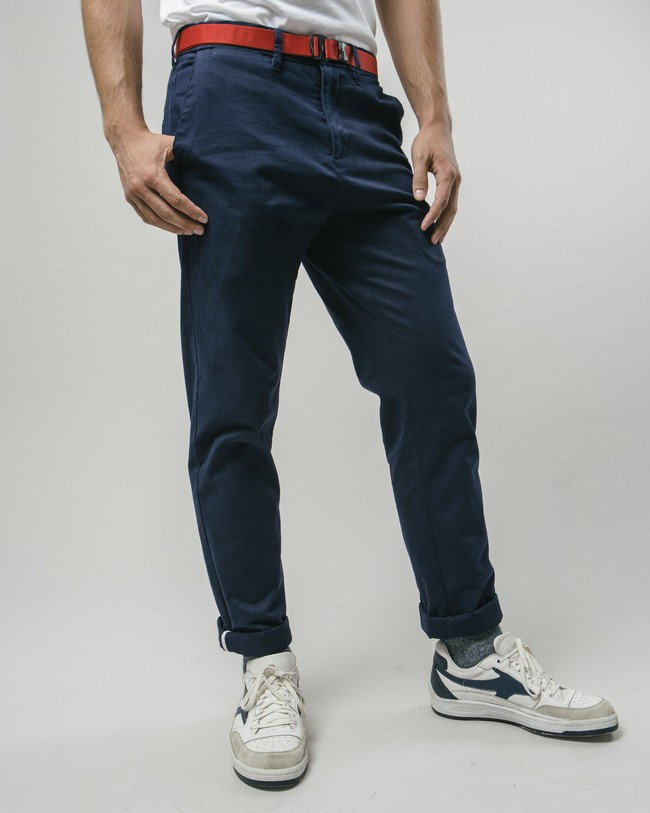 Sumo boy navy chino pants - Brava Fabrics