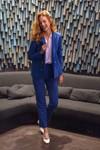 Pantalon tailleur new-york bleu roi - 17h10 - 3