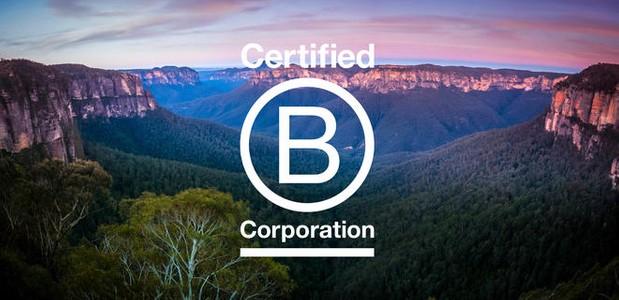 Bannière de B-Corp