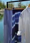 Pantalon provence // bleu foncé - Bagarreuse - 1