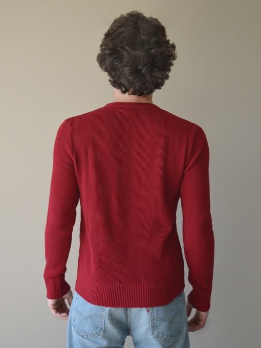 Le jacques rouge cerise - Au Juste num 4