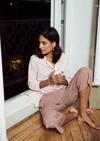 Pantalon provence rose - Bagarreuse - 1