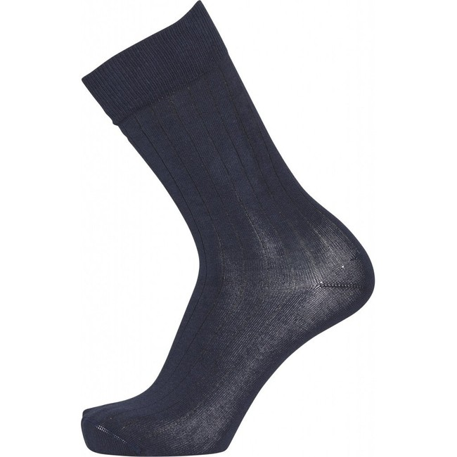 Pack 2 paires de chaussettes vert forêt et bleu nuit en coton bio - timber - Knowledge Cotton Apparel num 2